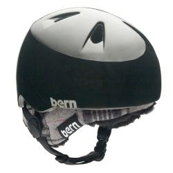 Dětská snowboardová helma BERN, přilba pro kluky, chlapce