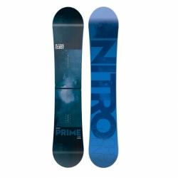 Snowboard Nitro Prime blue wide 2018