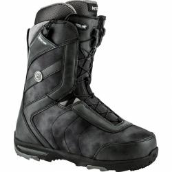 Dámské snowboardové boty Nitro Monarch TLS black / černé s rychlým utahovaním