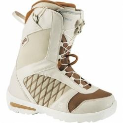 Dámské snowboardové boty Nitro Flora TLS sand