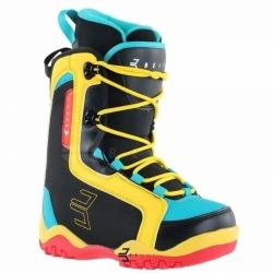 Dětské barevné boty na snowboard Beany junior