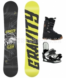 Snowboard komplet Gravity Flash