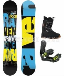 Chlapecký snowboardový komplet Raven Gravy