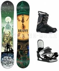Snowboardový set Beany Demon pro děti a juniory