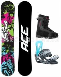 Snowboardový univerzální komplet Ace Monster