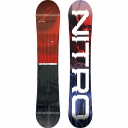 Snowboard Nitro Team gullwing 2019