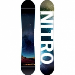 Snowboard Nitro Team Exposure Wide 2019