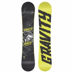 Freestyle / allmountain snowboard Gravity Empatic 2019