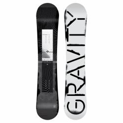 Allmountain / freestyle snowboard Gravity Madball 2018/2019