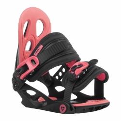 Dětské vázání Gravity G1 Jr black/pink