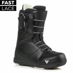 Boty na snowboard Gravity Manual Fast Lace black