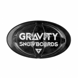 Grip Gravity Logo Mat black