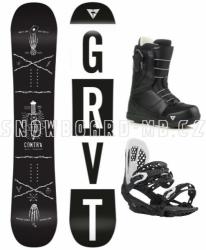 Snowboardový komplet Gravity Contra, Top komplety od Gravity