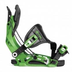 Vázání Flow NX2 Hybrid green