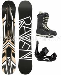 Snowboard komplet Raven Decade