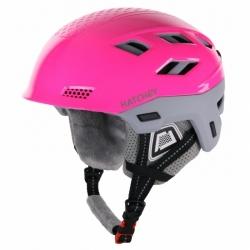 Dámská helma Hatchey Desire pink/grey