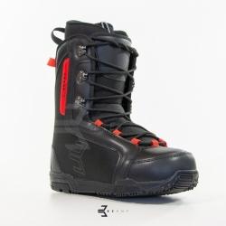 Snowboardové boty Beany Teen black/černé