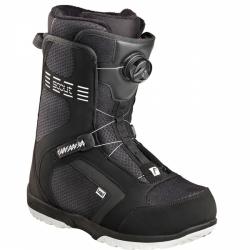 SNB boty Head Scout Pro BOA black/white s kolečkem