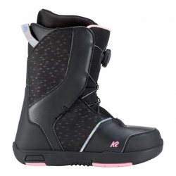Dívčí snowboardové boty K2 Kat black