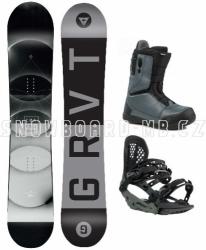 Snowboardový komplet Gravity Contra 2019/20