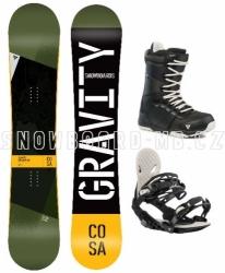 Pánský snowboard komplet Gravity Cosa 2019/20