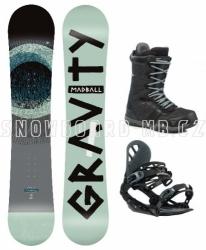 Snowboardový komplet Gravity Madball 2019/2020