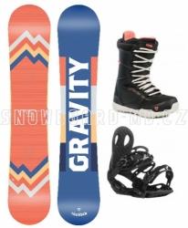Dámský snowboardový komplet Gravity Thunder 2019/20
