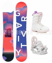 Dětský snowboard komplet Gravity Fairy 2019/20 pro dívky