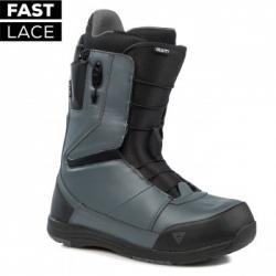 Pánské snowboardové boty Gravity Manual Fast Lace grey 2019/20