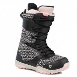 Dámské snowboardové boty Gravity Bliss black/pink 2019/2020