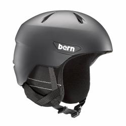 Snowboardová přilba Bern Weston matte black 2019/2020