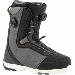 Snowboardové boty Nitro Club boa dual black 2020