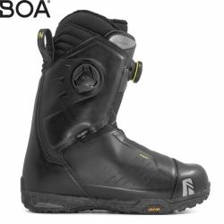 Snowboardové boty Nidecker Hylite Heel Lock Focus black 2020