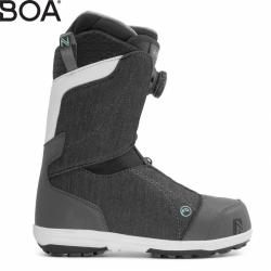 Dámské snowboardové boty s kolečkem Nidecker Onyx Coiler slate