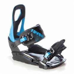 Snowboard vázání Raven s200 blue / modré