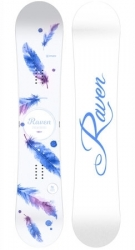 Dámský snowboard Raven Mia white