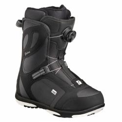 Dámské snb boty Head Galore Pro Boa Black / černé s kolečkem