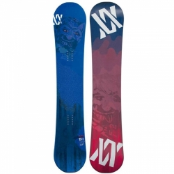 Snowboard Volkl Xbreed Hybrid Camber