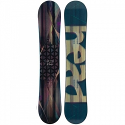 Dámský snowboard Head Faith 2018