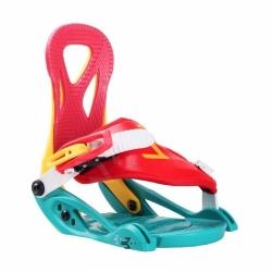 Malé snowboardové dětské vázání Beany Kid pro nejmenší boty