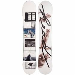 Dámský snowboard Head Suzzy s motivem koček
