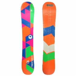 Snowboard FTWO NeonDeck Double Camber