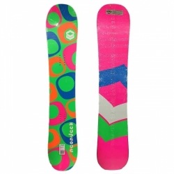 Dámský snowboard FTWO NeonDeck Lady Double Camber