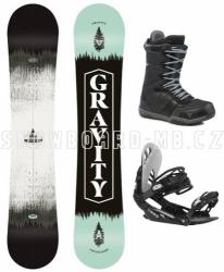 Snowboard komplet Gravity Adventure 2021/22