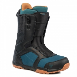 Boty Gravity Recon Fast Lace black/blue/rust 2020/2021