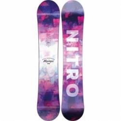 Dámský snowboard Nitro Mystique 2021