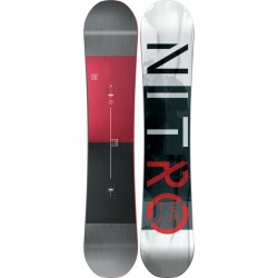 Pánský allmountain snowboard Nitro Team wide široký