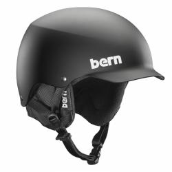 Helma na snowboard se sluchátky Bern Baker Audio