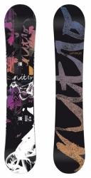 Dámský snowboard NITRO MYSTIQUE gullwing camber