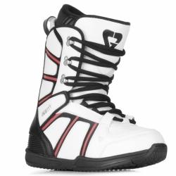 Dámské snowboardové boty Gravity Rosa white/red